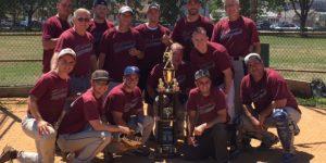 "Salem Saints win 2016 Staten Island Alumni ""A"" Division"