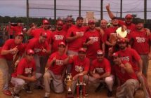 Servicemen's Memorial Club Wins 2016 Penns Grove NJ Mens Modified